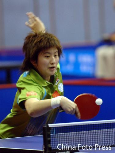 施之皓对选拔赛表三点满意 赞扬小将胜奥运冠军