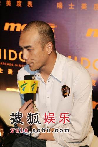 组图:陈坤获搜狐热力人气王 聂远登最IN男星榜