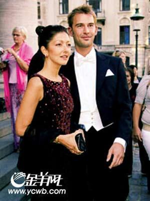 丹麦前王妃文雅丽_丹麦王室2月7日宣布,香港出生的丹麦王妃文雅丽前年与丹麦二王子