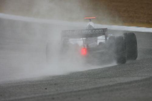 赫雷斯赛道试车第三天 湿地测试海德菲尔德居首