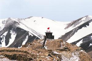 80后军人守喀喇昆仑山口 称祖国可以放心(图)