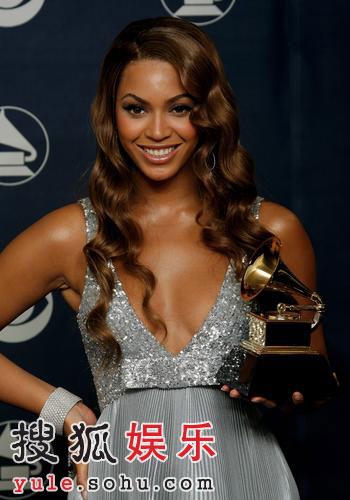 图:碧昂丝获得最佳当代R&B专辑