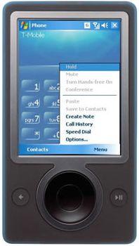 微软将推音乐手机挑战iPhone 支持4G技术(图)