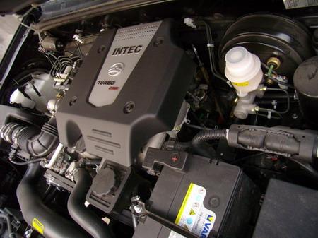 东成西就--试驾长城哈弗2.8TC柴油版