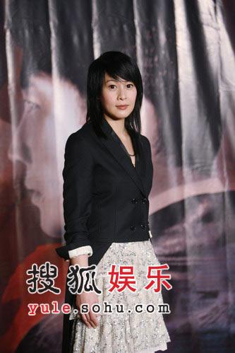 《生日快乐》女主角刘若英小档案