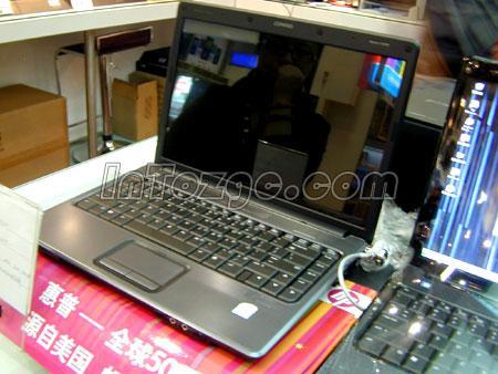 惠普新款本本低价上市,V3120仅售5499