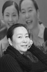 奚美娟一改戏路 电视剧《保姆》中变泼辣(图)