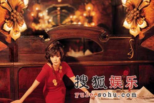 2007情人节 袁立绯闻男友赵岭单曲中唱护航(图)