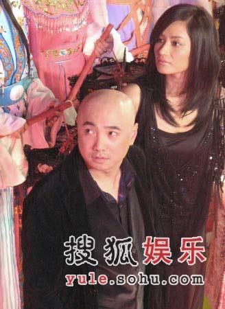 """瞿颖情人节被""""呼叫"""" """"爱情转移""""到上海(图)"""
