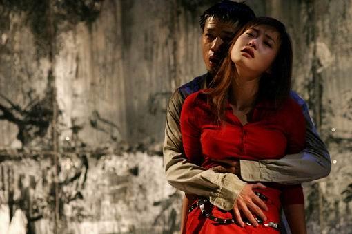 图:孟京辉戏剧作品《恋爱的犀牛》—1
