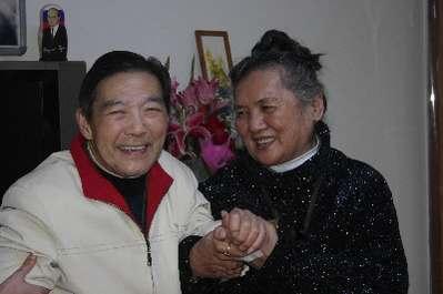 俄语权威和丈夫50年的坚贞爱情