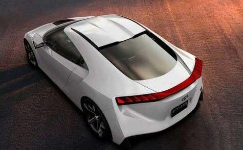 丰田将携两款概念车参展日内瓦(图)