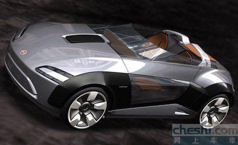 菲亚特新最概念车 Bertone设计室呈现