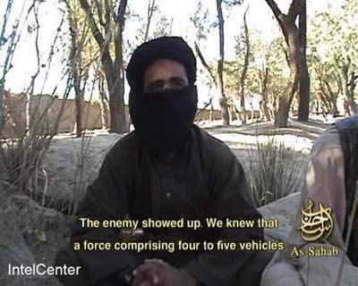 阿富汗塔利班武装指挥官称战斗准备就绪(图)