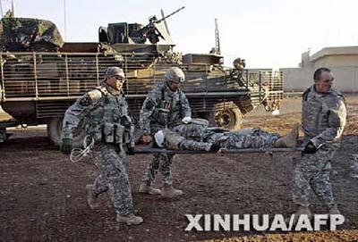 美国:一场反对增兵的大辩论