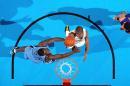 NBA图:07全明星新秀赛 保罗上篮得手