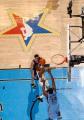 NBA图:07全明星新秀赛 保罗上篮