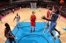 NBA图:07全明星新秀赛 米尔萨普扣篮