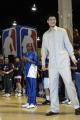 图文:NBA全明星赛 姚明与球迷见面