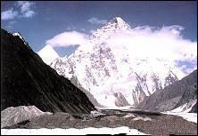 乔戈里峰的历史背景