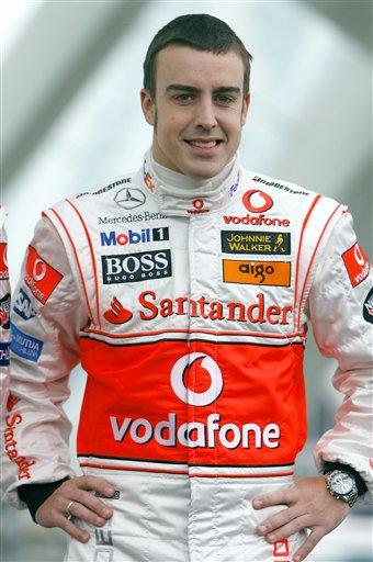 2007年新赛季开战在即 F1车手大预测之老将篇