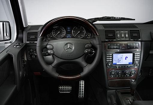 奔驰G-Class(图)