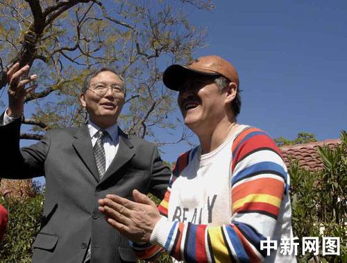 赵本山携二人转赴美演出 向华人华侨拜年(图)