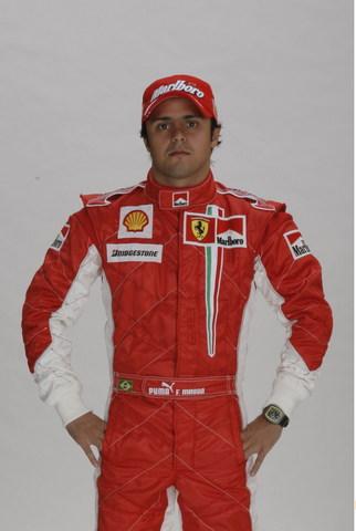 2007赛季车手资料 法拉利车队车手马萨