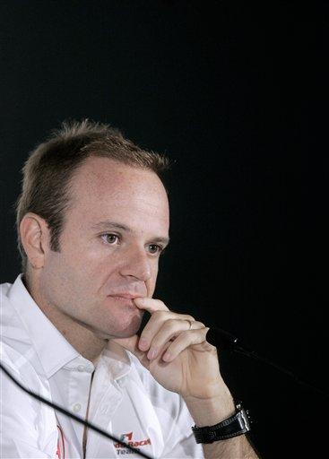 2007赛季车手资料 本田车队车手巴里切罗