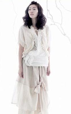 服装:新主张 浪漫主义女装(4组)