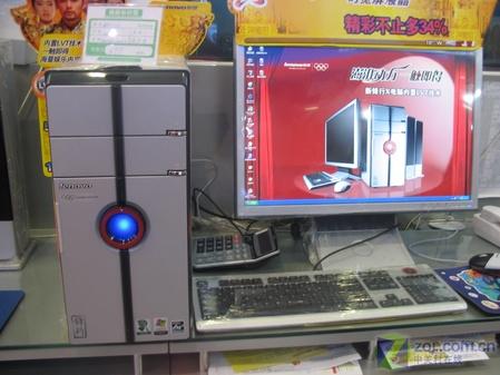 AMD64位独显22英寸液晶PC 6999元热卖