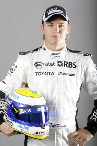 2007赛季车手资料 威廉姆斯车队车手罗斯伯格