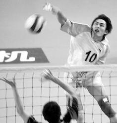 全国男排联赛第24轮 上海男排十连胜(图)