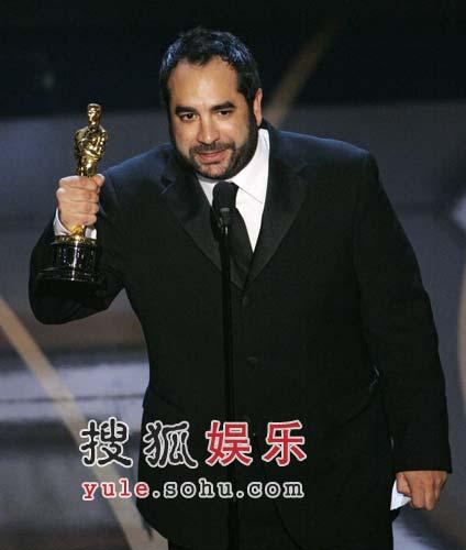 图:《潘神的迷宫》获颁最佳艺术指导奖