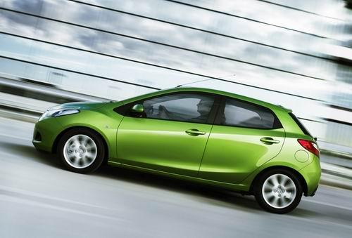 """马自达携""""Mazda2""""参加日内瓦国际车展"""