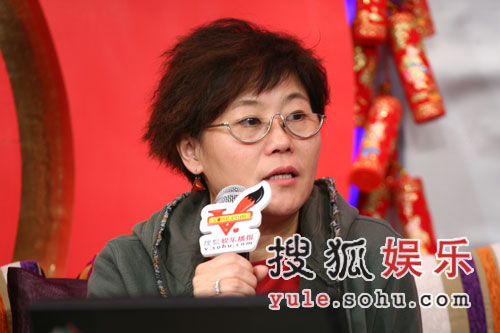 综述3 导演李少红:哈德森太有魅力了