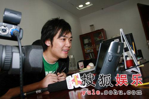 搜狐娱乐独家对话刘伟强:我要谢谢马丁先生!