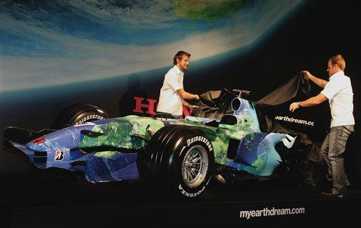 本田正式确认赛车新涂装