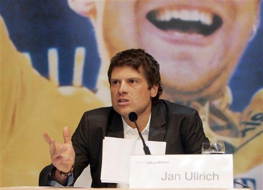 图文:乌尔里希宣布退役 坚称自己清白