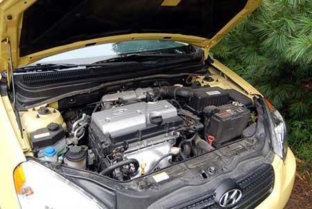 雅绅特1.4发动机高清图片
