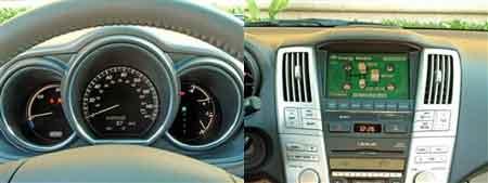 兼修环保与豪华!试驾雷克萨斯RX400h