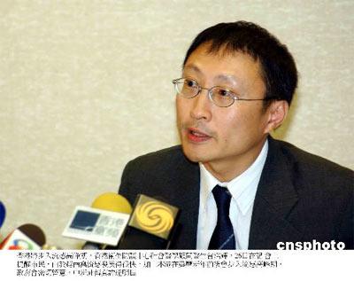 香港医生曾浩辉将任香港卫生防护中心总监(图)