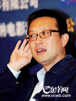 独家对话刘伟强:我还是更喜欢自己的作品(图)