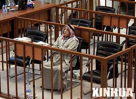 伊拉克同意重新研究前副总统拉马丹死刑裁决