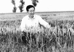 中国科学院院士李振声:奖金捐作助学金(图)