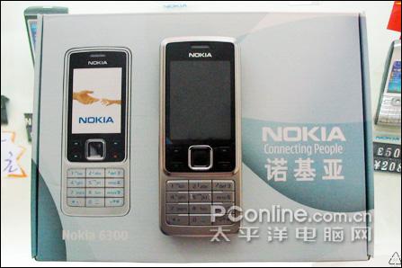 诺基亚6300