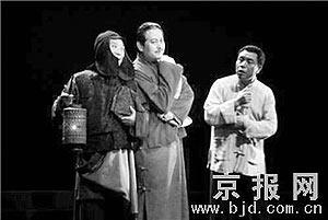 话剧《望天吼》欲超《茶馆》首都剧场将演(图)
