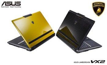 完美升级,华硕兰博基尼笔记本VX2诞生