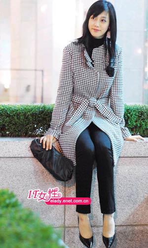 服装:巧搭配紧身裤+高跟鞋(4组)