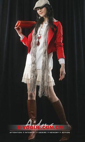 服装:热度韩装 扮靓度春季(5款)